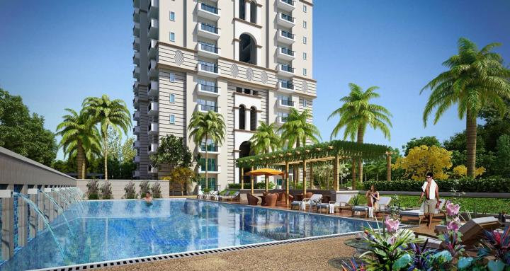 Project Image of 1024.83 - 1438.27 Sq.ft 3 BHK Apartment for buy in Sunshine Solaris