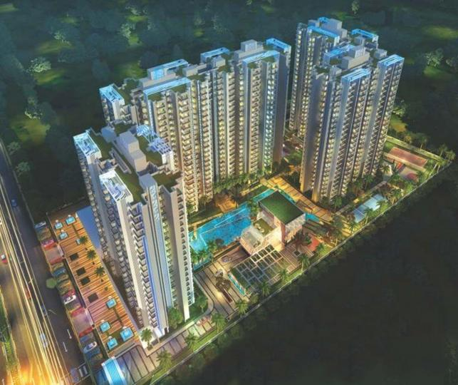 Project Image of 592.01 - 861.11 Sq.ft 2 BHK Apartment for buy in Shri Radha Aqua Garden