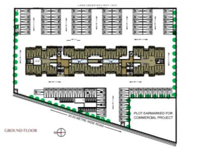 Project Image of 329.0 - 474.0 Sq.ft 1 BHK Apartment for buy in Neel Sidhi Orbit