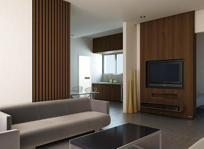 Gallery Cover Image of 2100 Sq.ft 3 BHK Apartment for rent in Thaltej for 30000