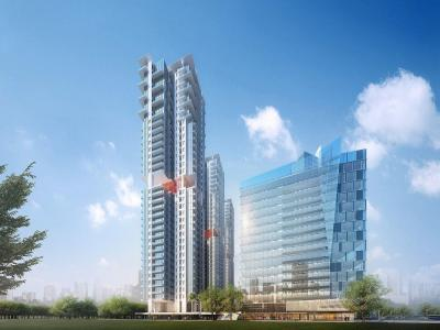 Project Image of 1256.0 - 1742.0 Sq.ft 3 BHK Apartment for buy in Lotus Greens Isle