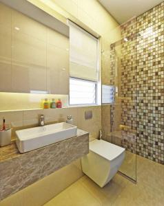 Gallery Cover Image of 830 Sq.ft 3 BHK Apartment for rent in Veena Serenity, Chembur for 52000