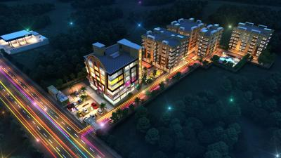 Project Image of 300 - 867 Sq.ft 1 BHK Apartment for buy in Disha PM City