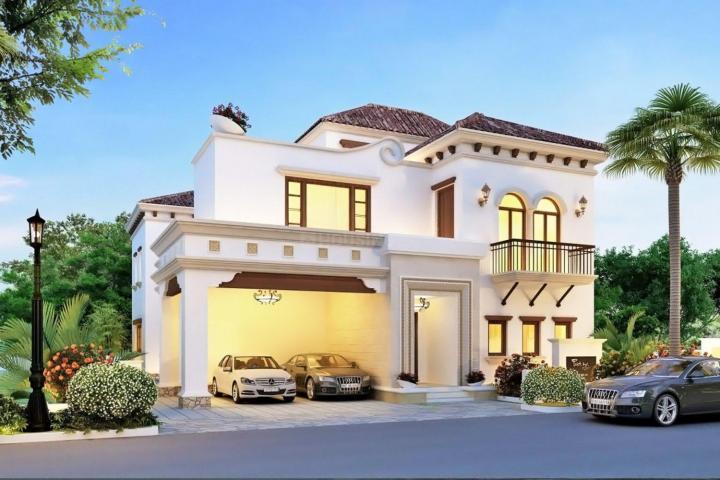 Project Image of 5567.0 - 6044.0 Sq.ft 4 BHK Villa for buy in Prathima Pristine Estates