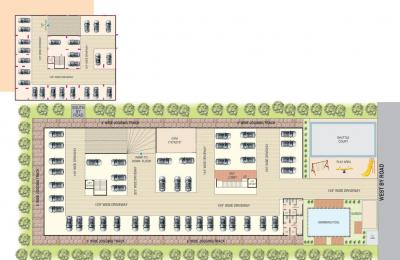Project Image of 1045.0 - 1450.0 Sq.ft 2 BHK Apartment for buy in Mamtha Elite
