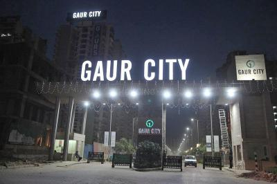 Gallery Cover Image of 1060 Sq.ft 2 BHK Apartment for rent in 14th Avenue Gaur City, Noida Extension for 9000