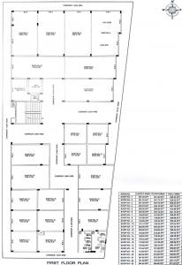 Project Image of 571.58 - 1714.31 Sq.ft 1 BHK Apartment for buy in Kemmale Mahamaye Arcade