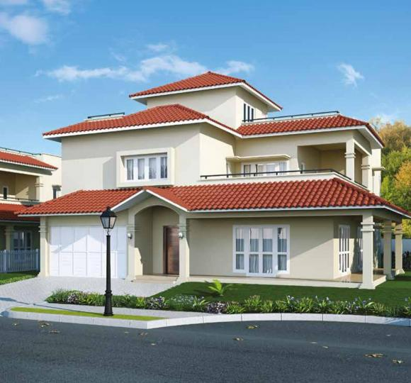 Project Image of 3019.0 - 3175.0 Sq.ft 4 BHK Villa for buy in Adarsh Palm Meadows Extension Phase 2