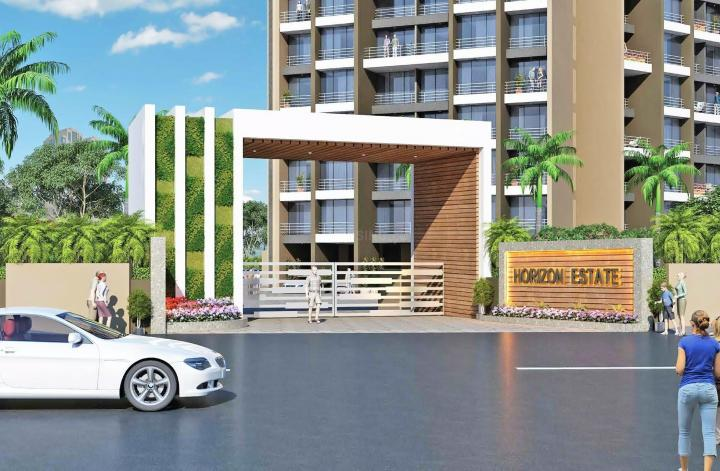 Project Image of 480.39 - 504.0 Sq.ft 2 BHK Apartment for buy in Greenscape Kalpana Horizon Estate