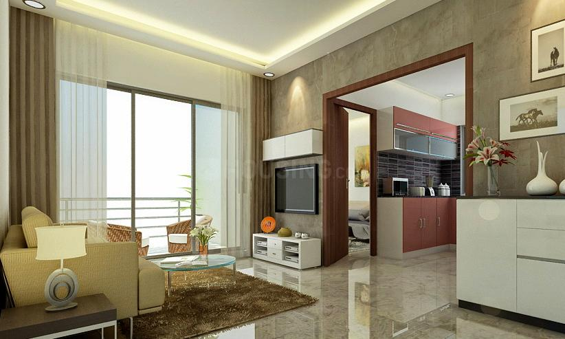 Project Image of 0 - 670.0 Sq.ft 1 BHK Apartment for buy in Nirman La Impero
