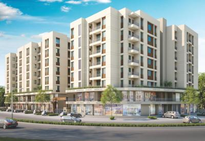 Project Image of 713.7 - 1145 Sq.ft 2 BHK Apartment for buy in Shreeji Auro Prime