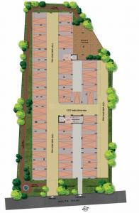 श्याम अंबिका में खरीदने के लिए 1121 - 1817 Sq.ft 2 BHK अपार्टमेंट प्रोजेक्ट  की तस्वीर