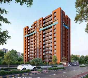 Project Image of 690.94 - 704.28 Sq.ft 2 BHK Apartment for buy in Panchamrut Sky