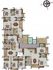 Project Image of 1346 - 1943 Sq.ft 2 BHK Apartment for buy in Thrissur Rio Grande