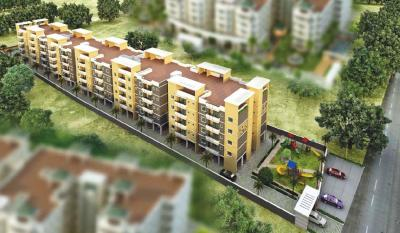 Gallery Cover Image of 975 Sq.ft 2 BHK Apartment for buy in Shabari SS South Crest, Bommasandra for 3929250