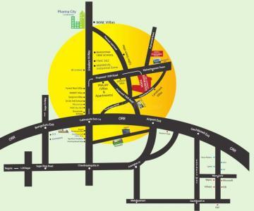 Project Image of 1196.95 - 3176.97 Sq.ft Residential Plot Plot for buy in Akshita Golden Breeze Phase 2