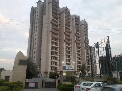 Gallery Cover Image of 1450 Sq.ft 3 BHK Apartment for rent in  Rameshwaram, Raj Nagar Extension for 12000