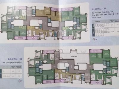 कुमार प्रिमावेरा बी2 में खरीदने के लिए 2 - 748 Sq.ft 2 BHK अपार्टमेंट प्रोजेक्ट  की तस्वीर