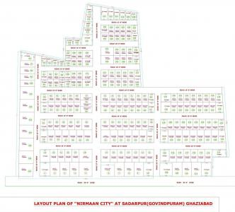 Project Image of 450.0 - 1350.0 Sq.ft Residential Plot Plot for buy in Renowned Nirman City