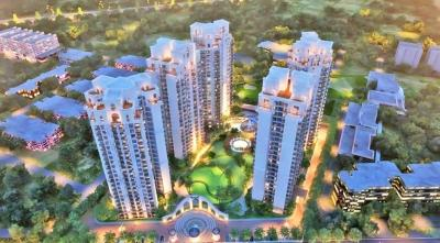 Gallery Cover Image of 1200 Sq.ft 2 BHK Apartment for rent in Ace Golf Shire, Sector 150 for 12500