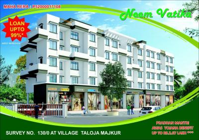 Project Image of 385.0 - 413.0 Sq.ft 1 BHK Apartment for buy in H B Neem Vatika
