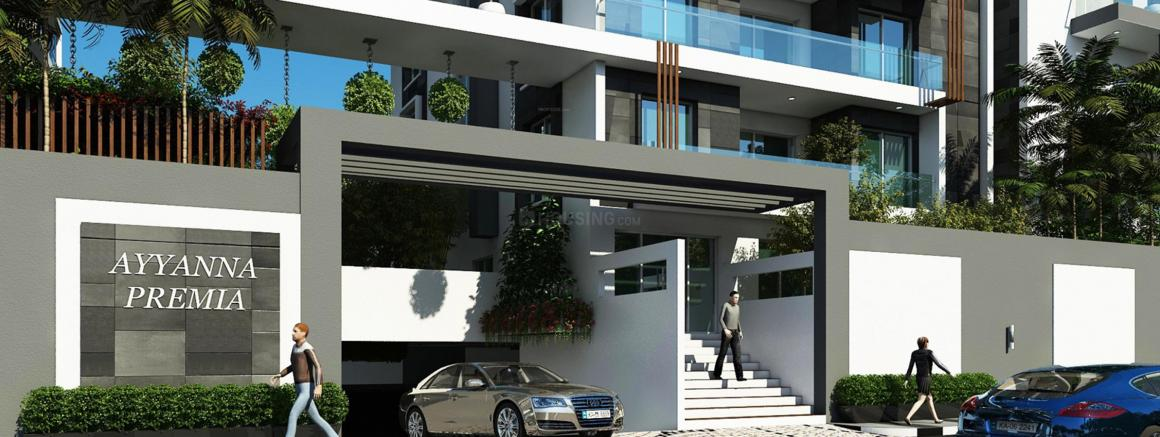 Project Image of 2569.88 - 2579.89 Sq.ft 3 BHK Apartment for buy in Ayyanna Premia