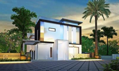 Gallery Cover Image of 5500 Sq.ft 4 BHK Villa for buy in Amara Ananta, Palavakkam for 75000000