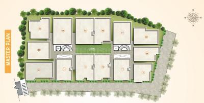 Project Image of 875.0 - 1395.0 Sq.ft 2 BHK Apartment for buy in Sovereign Srinilaya
