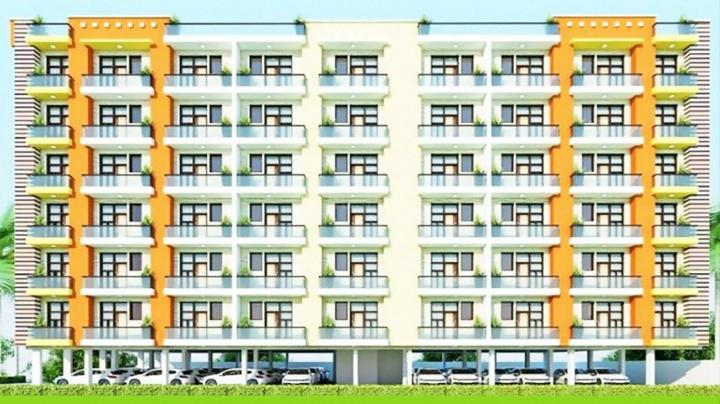 Project Image of 550.0 - 1325.0 Sq.ft 1 BHK Apartment for buy in Palm Valley