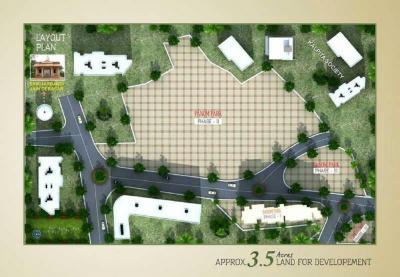 पनोम पार्क में खरीदने के लिए 274 - 586 Sq.ft 1 BHK अपार्टमेंट प्रोजेक्ट  की तस्वीर