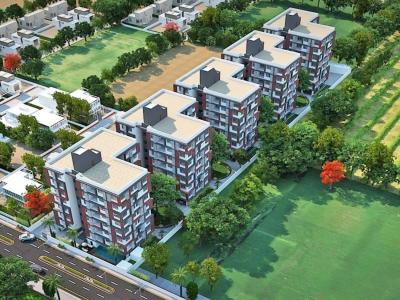 Gallery Cover Image of 1668 Sq.ft 3 BHK Apartment for rent in Bakeri Sivanta, Vejalpur for 18000