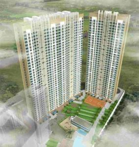 Gallery Cover Image of 795 Sq.ft 2 BHK Apartment for rent in Lodha Aurum Grande, Kanjurmarg East for 54000