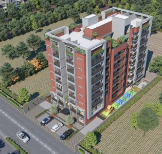 Project Image of 478.56 - 776.62 Sq.ft 2 BHK Apartment for buy in Sharanyam Shree Radha Madhav Residency