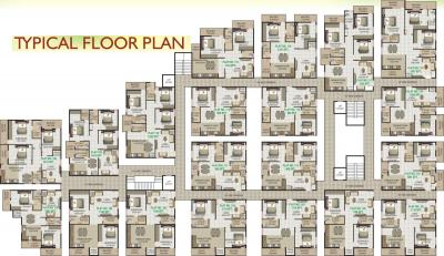 Project Image of 950.0 - 1527.0 Sq.ft 2 BHK Apartment for buy in VR Meadows