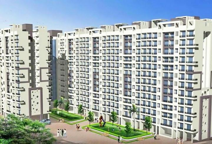Project Image of 478.45 - 664.33 Sq.ft 1 BHK Apartment for buy in Sai Raj