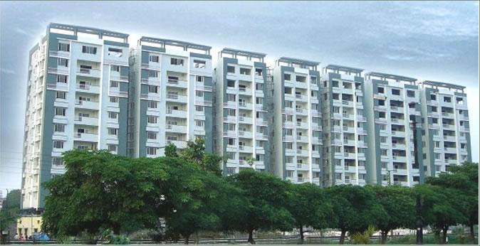 Project Image of 2300 - 3100 Sq.ft 3 BHK Apartment for buy in Skil Sai Sagar Heights
