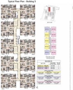 Project Image of 1562 - 2050 Sq.ft 3 BHK Apartment for buy in Aparna Constructions Amaravati One