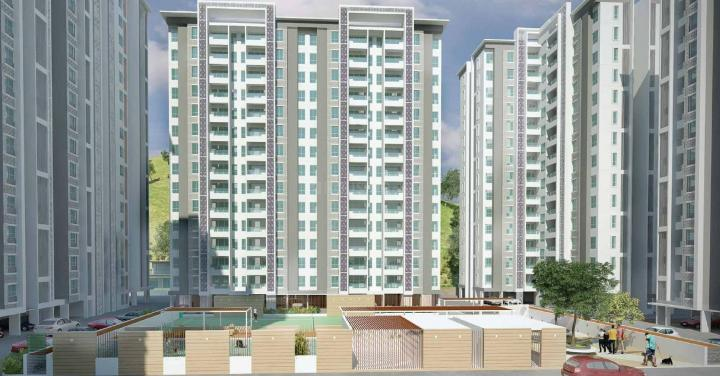 Project Image of 460.0 - 563.0 Sq.ft 1.5 BHK Apartment for buy in Saheel Itrend Homes Phase II Wing B