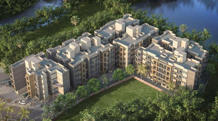Project Image of 370 - 985 Sq.ft 1 RK Apartment for buy in Prince Joy City