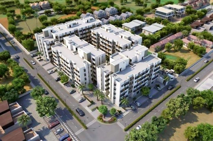 Project Image of 1008.0 - 1188.0 Sq.ft 2 BHK Apartment for buy in Merlin Sparsh