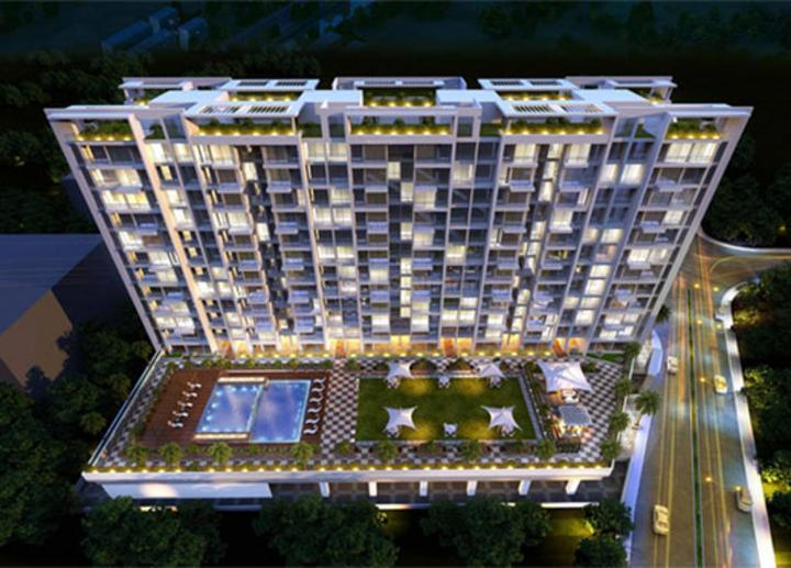Project Image of 437.98 - 685.88 Sq.ft 2 BHK Apartment for buy in Shagun White Woods
