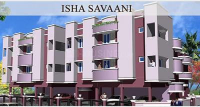 Gallery Cover Image of 1000 Sq.ft 2 BHK Apartment for rent in Savaani, Velachery for 19000
