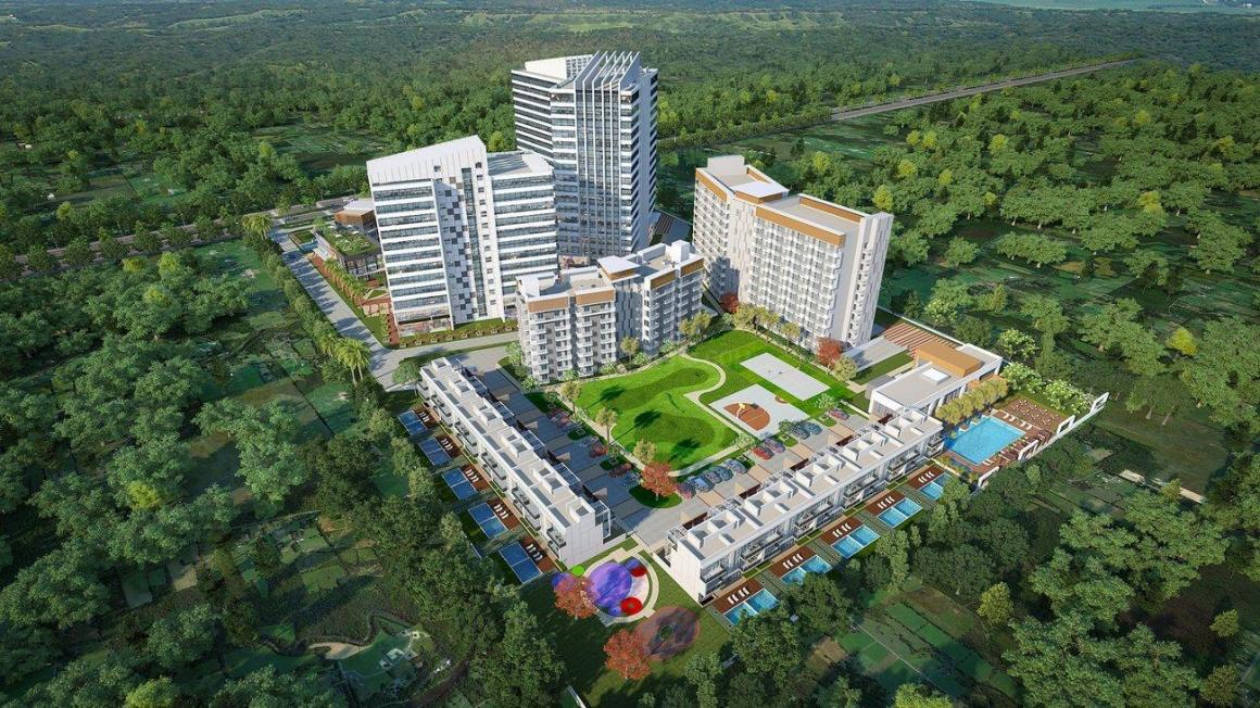 Project Image of 595.0 - 2595.0 Sq.ft 1 BHK Apartment for buy in Urbainia Trinity