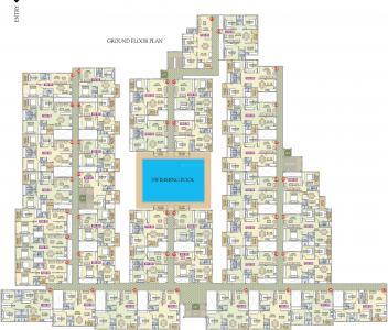 रेडियन्ट करेल में खरीदने के लिए 980.0 - 1355.0 Sq.ft 2 BHK अपार्टमेंट प्रोजेक्ट  की तस्वीर