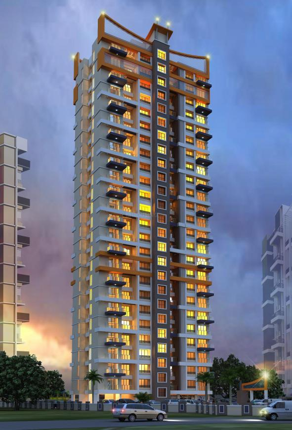 Project Image of 0 - 700.0 Sq.ft 2 BHK Apartment for buy in Vaishnavi Highlife