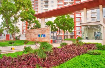 Gallery Cover Image of 225 Sq.ft 1 RK Apartment for buy in Mahindra Aura, Sector 110A for 1250000