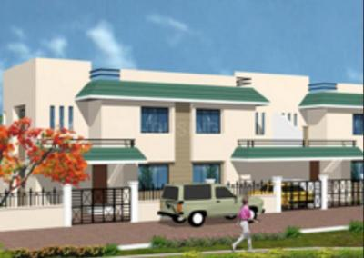 Gallery Cover Image of 1320 Sq.ft 3 BHK Independent House for rent in Wakad for 27000