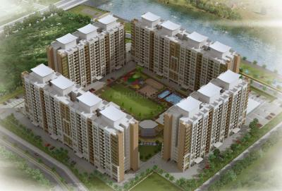 Gallery Cover Image of 1080 Sq.ft 2 BHK Apartment for rent in Kalpataru Riverside, Panvel for 22000