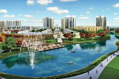 Project Image of 1000 - 1375 Sq.ft 2 BHK Apartment for buy in TDI Lake Drive