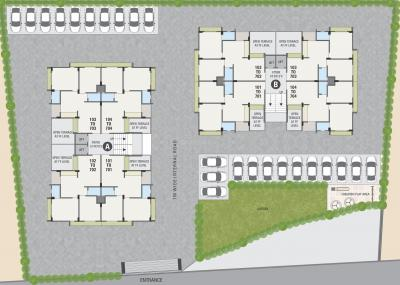 Project Image of 0 - 1152.0 Sq.ft 2 BHK Apartment for buy in SK Shivansh Signature